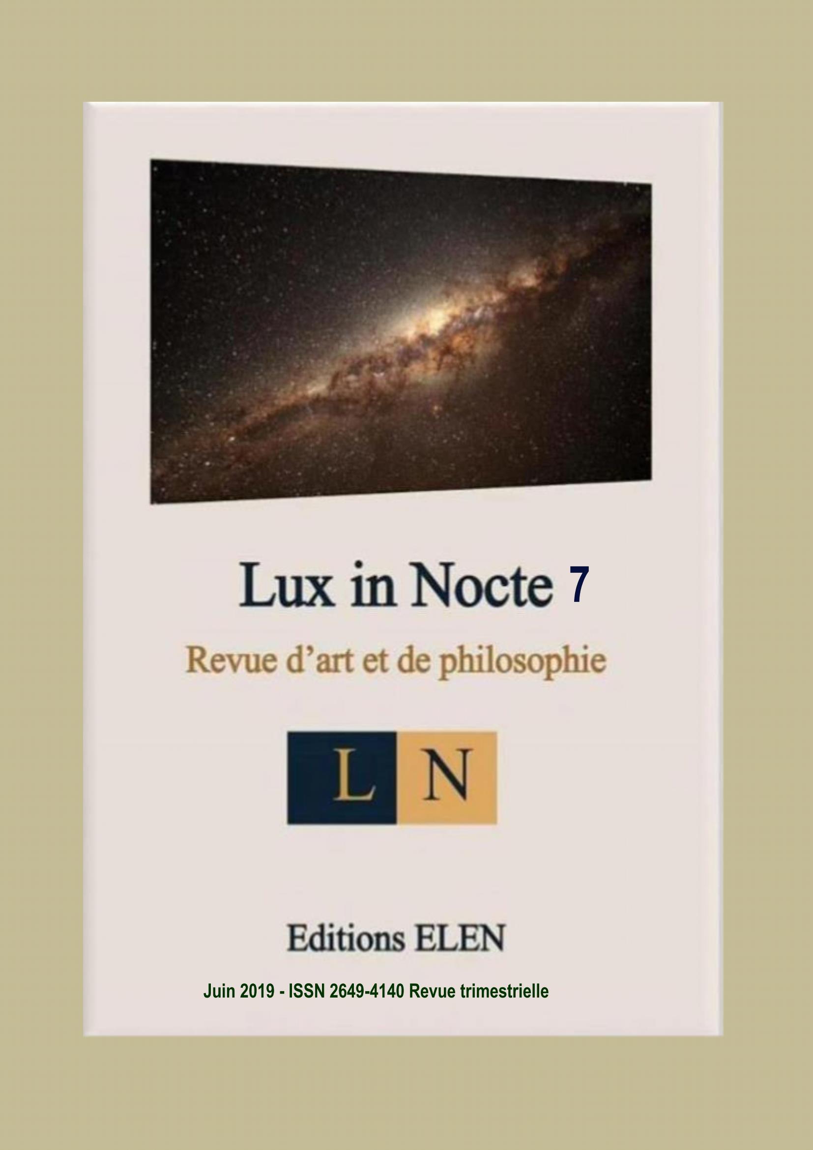 Lux in Nocte 7